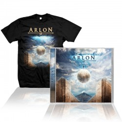ARLON - On The Edge DigiPack + T-Shirt
