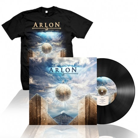 ARLON - On The Edge LP + T-Shirt