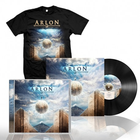 ARLON - On The Edge DigiPack + LP + Koszulka
